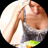 curare disturbi dell'alimentazione